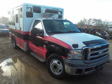 2005 Ford F-350 Ambulance or En