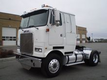 1993 GMC GENERAL CABOVER TRUCK