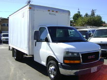 2005 GMC SAVANA G3500 BOX TRUCK