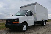 2008 GMC G3500 16FT BOX TRUCK B