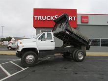 1996 GMC C7500 Dump truck