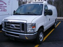 2012 FORD E250 REFRIGERATED TRU