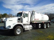 2009 KENWORTH T-800 SEPTIC