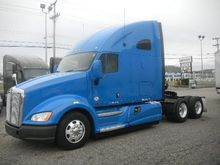 2012 KENWORTH T700 CONVENTIONAL