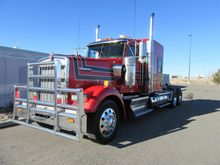 2013 KENWORTH W900 CONVENTIONAL