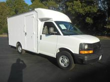 2003 CHEVROLET EXPRESS 3500 BOX