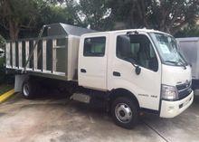 2016 HINO 155 Dump truck