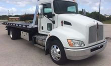 2017 KENWORTH T270 ROLLBACK TOW