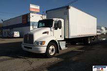 2012 KENWORTH T270 BOX TRUCK -