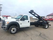2012 FORD F-550 SUPER DUTY ROLL