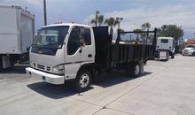 2006 CHEVROLET W4500 Dump truck