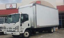 2012 ISUZU NPR HD Box truck - s