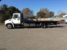 2008 HINO 258LP ROLLBACK TOW TR