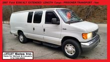 2007 FORD E350 Armored truck