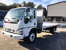2007 GMC W5500 CAB CHASSIS