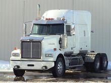 2012 WESTERN STAR 4900FA CONVEN