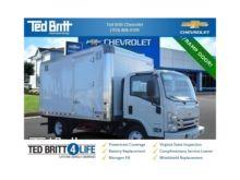 2016 CHEVROLET 4500 GAS BOX TRU