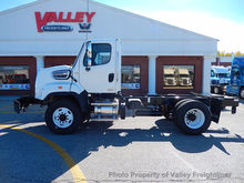 2017 Freightliner 108SD Cab cha