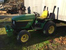 2002 John Deere 4110 Tractors