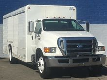 2006 FORD F650 Beverage truck