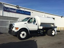 2006 FORD F650 Septic
