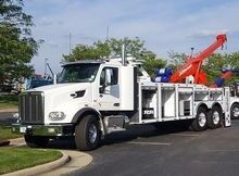 2017 PETERBILT 567 Wrecker tow