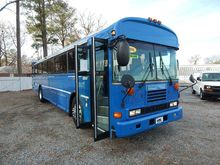 2006 BLUE BIRD BUS ALL AMERICAN