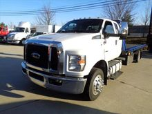 2017 FORD F-650 ROLLBACK TOW TR