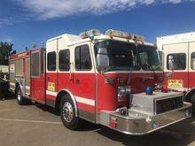 2000 SAULSBURY 296048 FIRE TRUC