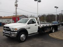2017 RAM 5500 CHASSIS CAB ROLLB