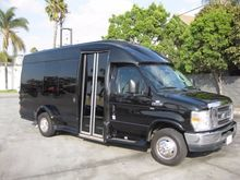 2012 TURTLETOP VAN TERRA BUS