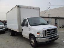 2010 FORD E 450 BOX TRUCK - STR