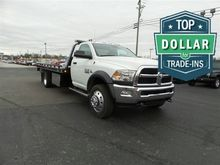2016 Ram 5500 Chassis Rollback