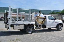 2016 RAM 5500 Vacuum truck