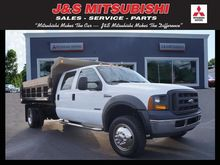 2005 FORD F-550 CREW CAB NEW DU