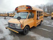1999 GMC SAVANA Bus