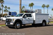 New 2017 FORD F550 C