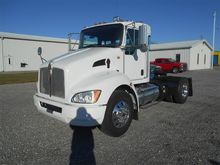 2012 KENWORTH T370 CAB CHASSIS