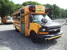 2006 CHEVROLET EXPRESS BUS