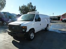 2010 FORD E350 CATERING TRUCK -