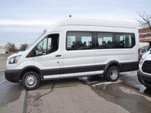 2017 FORD TRANSIT 350HD BUS