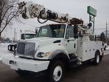 2006 INTERNATIONAL 7300 DIGGER