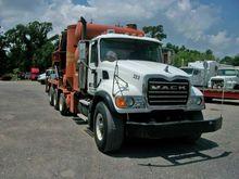 2003 MACK CV713 Vacuum truck