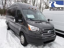 2017 FORD TRANSIT WAGON BUS