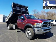 2016 RAM 4500 CAB CHASSIS