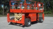 2006 JLG 3394RT Scissor lifts
