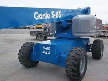 Used 2000 GENIE S65