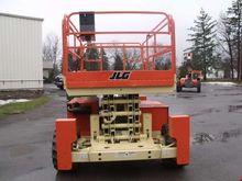 2000 JLG 33RTS Scissor lifts