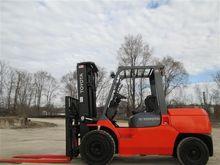 2002 TOYOTA 7FDAU50 Forklifts