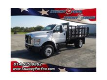 FORD F650 CONVENTIONAL - SLEEPE